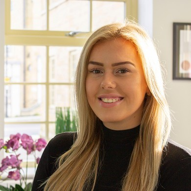 Chelsea T, Accounts Administrator at The Lettings Room
