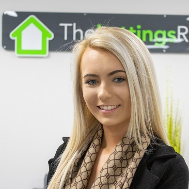Olivia F, Property Manager at The Lettings Room